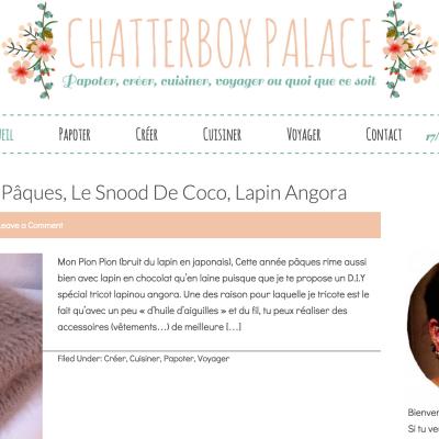 Chatterbox Palace